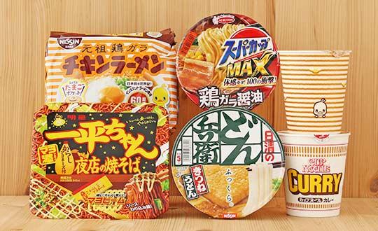 カップ麺・袋麺 まとめ割