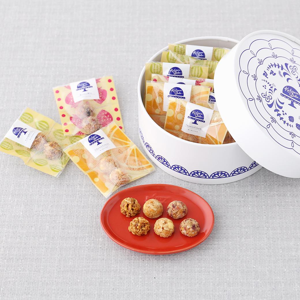 亀田製菓カキタネドルチェ
