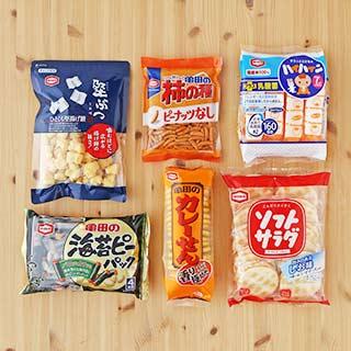亀田製菓 まとめ割