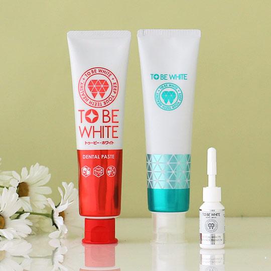 TO BE WHITE(トゥービー・ホワイト)