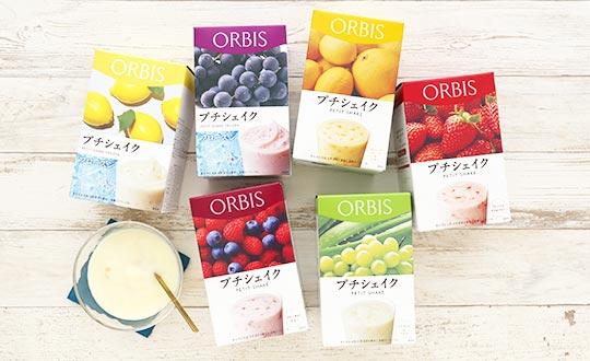 ORBIS プチシェイク