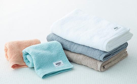 LOHACO Basic towel