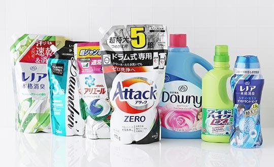 大容量洗剤