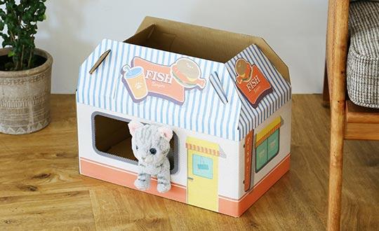 LOHACO限定!かわいい猫箱付き