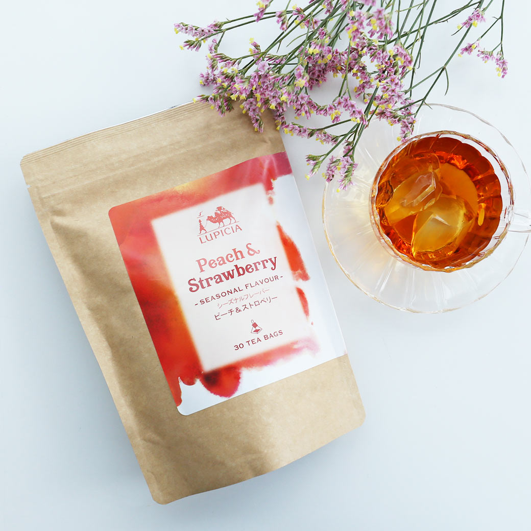 ルピシアの紅茶で素敵なティータイムを