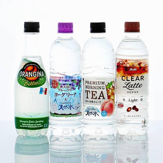 透明な飲み物