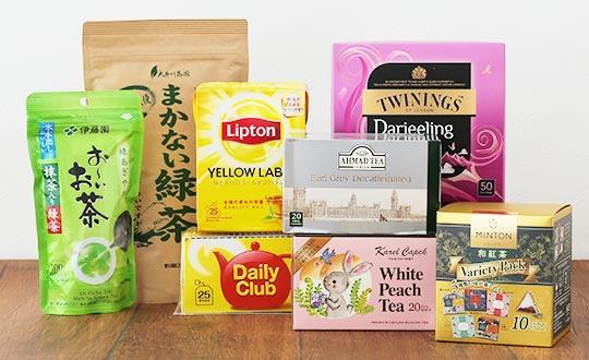 紅茶の日・日本茶の日