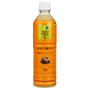 TEAS'TEA NEWAUTHENTIC ほうじ茶ラテ