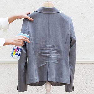 お洋服のスタイルガード しわもニオイもすっきりスプレー的圖片搜尋結果