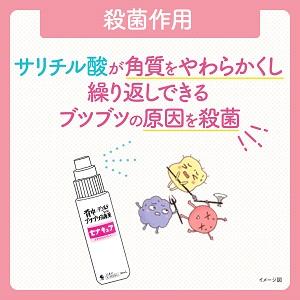 * 세나큐아은 원인균을 살균하고 깨끗한 피부로