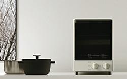 今月はオーブントースター縦型とスタッキングシェルフを買いました(*´∇`*)