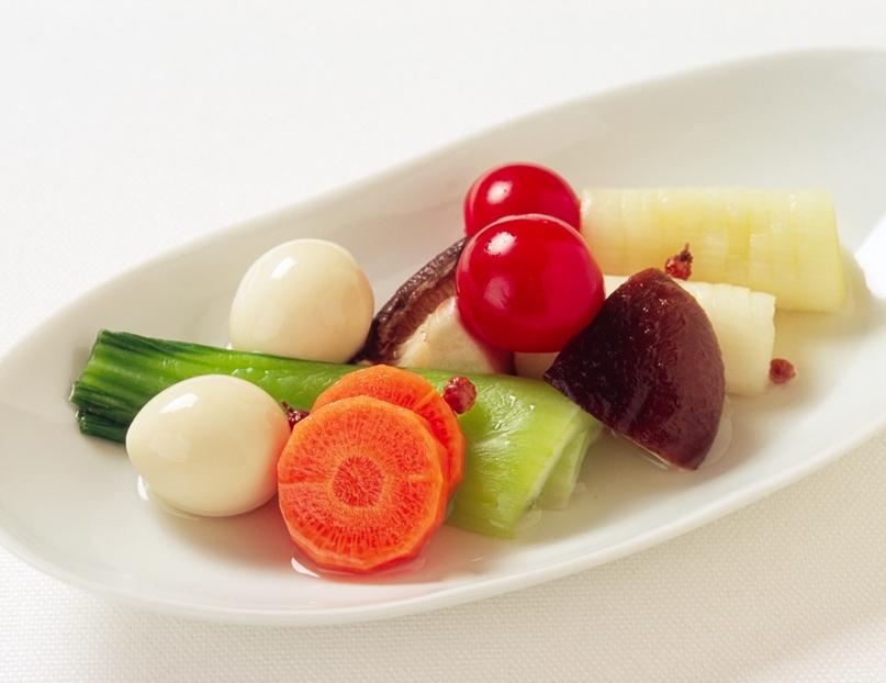 ミツカン 黒酢のおすすめレシピ:中華風ピクルス