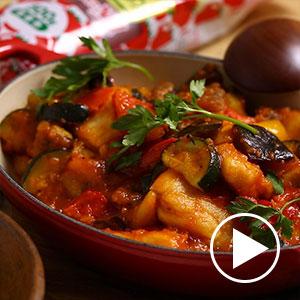 トマトケチャップで作る彩り野菜の鶏チリ
