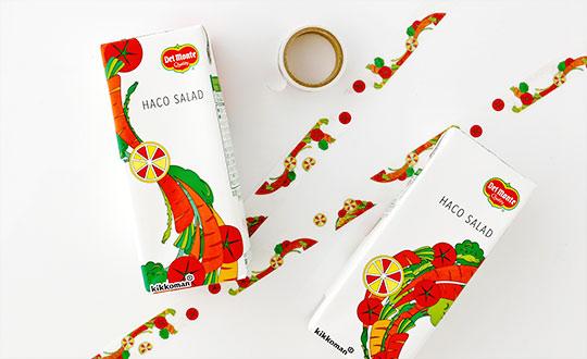 デルモンテ トマト・野菜ジュースレビューキャンペーン