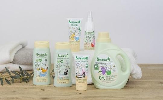 【BARBAPAPA Organic baby】レビューキャンペーン