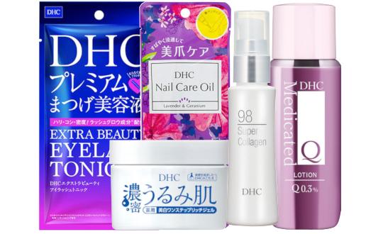 【DHC 基礎化粧品、まつげ美容液など】レビューキャンペーン