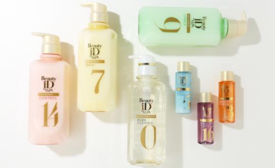 【Lux Beauty iD 新商品①】レビューキャンペーン