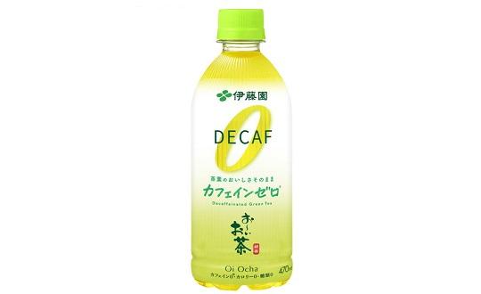 【新発売!カフェインゼロ お〜いお茶緑茶】レビューキャンペーン