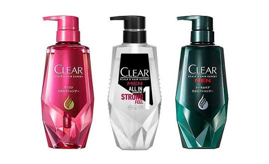 【CLEARヘアケア(女性用・男性用)】レビューキャンペーン