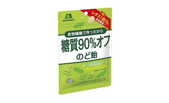 【森永 糖質オフのど飴】レビューキャンペーン