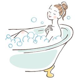 自律神経を整えるお風呂の入り方