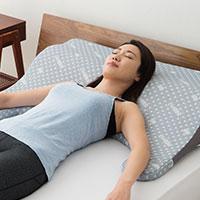 枕で簡単睡眠改善