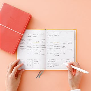 ハイタイド 手帳