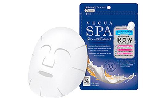 VECUA SPA(ベキュアスパ)エッセンスマスク 30枚レビューキャンペーン