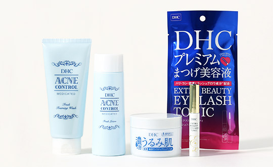 DHC 化粧品 レビューキャンペーン