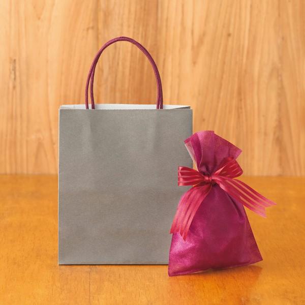 アスクルカタログ リサイクル手提げ紙袋「Come bag/カムバッグ」180×210×100mm 1袋(50枚入)