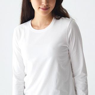 婦人 フライス/天竺編みTシャツ