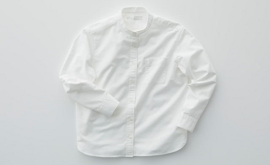 洗いざらしシャツ