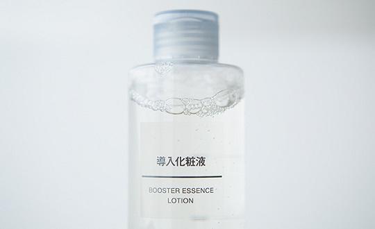 導入化粧液