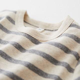 こども 起毛フライス編みTシャツ