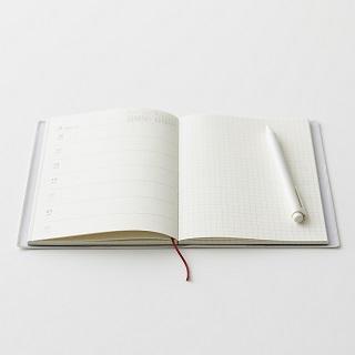 無印良品 春手帳