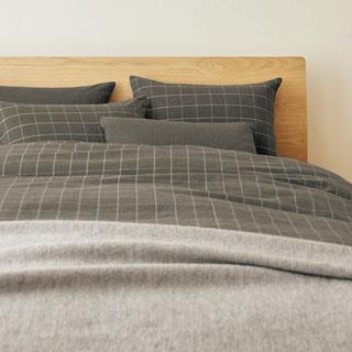 綿フランネル寝装カバー