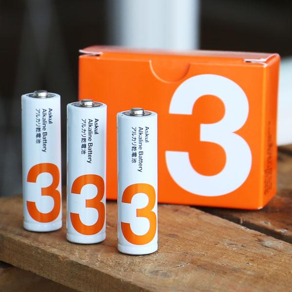 アルカリ乾電池 単3形 1パック(10本入)