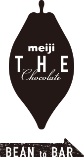meiji THE Chocolate BEAN to BAR