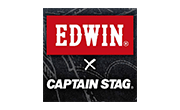 EDWIN × CAPTAIN STAG